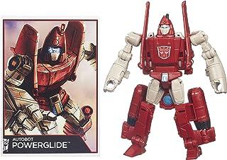 Transformers Generaciones Legends Clase Powerglide–Figura Autobot