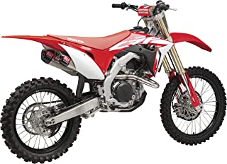 Yoshimura Signature RS-9T FULL SYSTEM SS-SS-CF, Fits 2017-2019 Honda CRF450R/RX, 225840R520