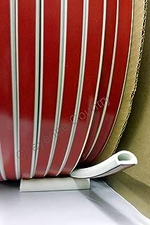 White Vintage Refrigerator Door Replacement 3M Self adheasive Seal Price Per foot BT (25 Feet)
