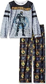 Halo Big 2-pc Boys' Pajama Set: Long Sleeve Shirt, and Pj Pant