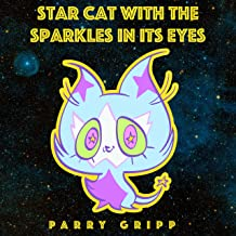 Star Cat With the Sparkles Its Eyes