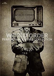 【Amazon.co.jp限定】 WORLD ORDER PERFORMANCE VIDEO COLLECTION (初回限定盤) [Blu-ray]...