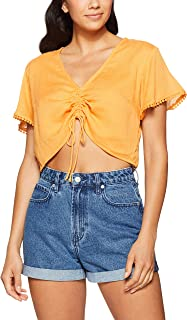 Jorge Women's Marigold Top