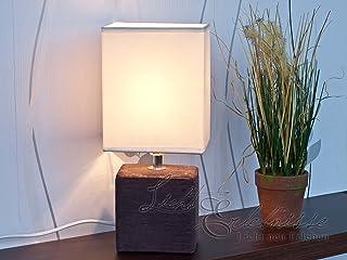 Lámpara de sobremesa decorativa de forma transparente 1/5/835 Lámpara de sobremesa Deco light