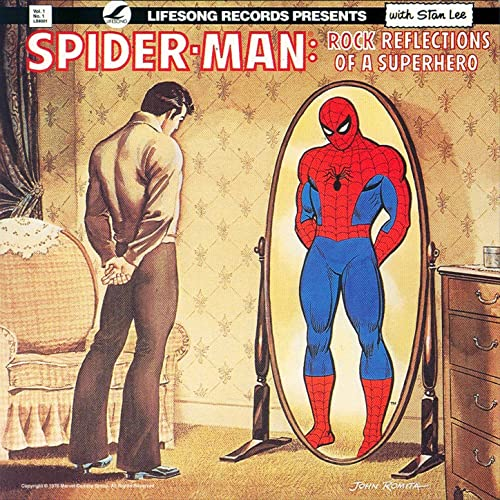 Spider-man: Rock Reflections Of A Superhero by Various artists on Amazon  Music - Amazon.com