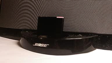 Bluetooth Wireless Receiver Adapter for Bose Sounddock Series 1 Speaker Black