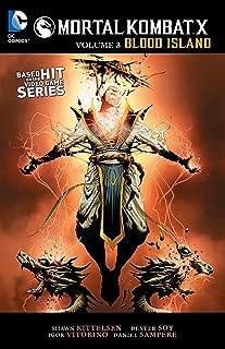 Mortal Kombat X Vol. 3: Blood Island