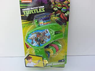 Nickelodeon New Teenage Mutant Ninja Turtles Foam Disc Shooter