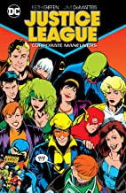 Justice League: Corporate Maneuvers (Justice League Quarterly (1990-1994))