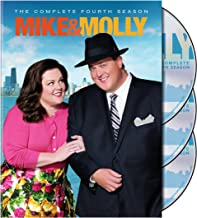 Mike & Molly: S4 (DVD)