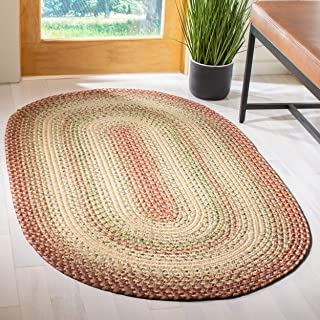 large oval braided area rugs