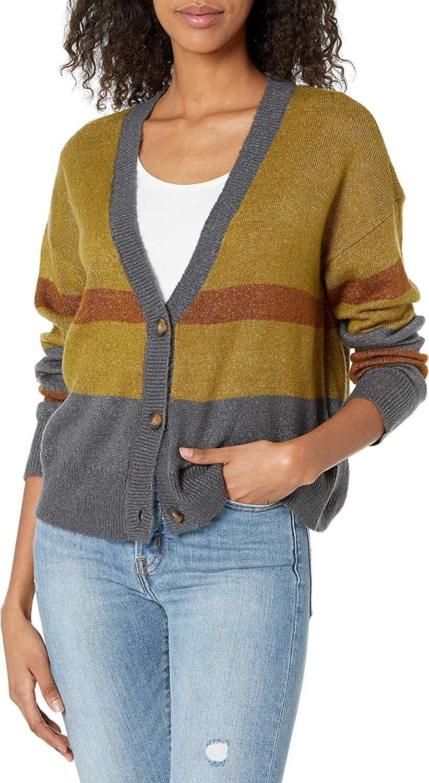 RVCA Women's Romy Cardigan Sweater