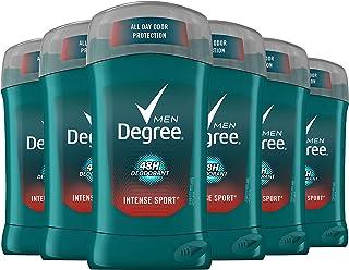 Men Extra Fresh Deodorant, Intense Sport, 3 oz, Pack of 6