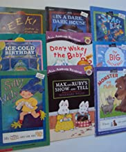 All Aboard Collection: Picture Readers for Kids: Monster and Muffin; in a Dark Dark House; Max and Ruby's Show & Tell; the Big Snowball; Space Kids; Don't Wake the Baby (An Unofficial Box Set)