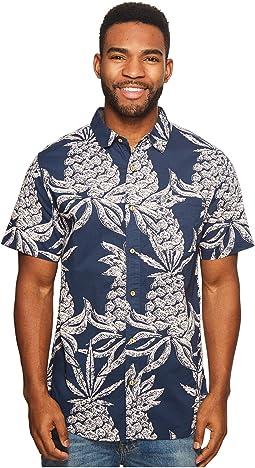 Roark - Hineapple Woven Short Sleeve Shirt