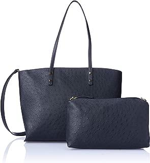 Louenhide Australia 7180OsBk Riley Bag, Ostrich Black
