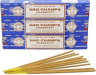 Nag Champa 15 g - Inde Original – 3 boites