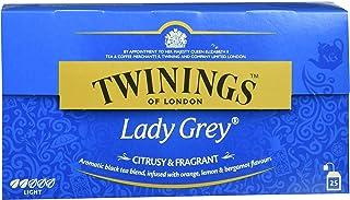 Twinings Lady Grey 50g, 25 Beutel 1 x 50 g