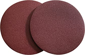 Utoolmart 9inch 225mm Disc Sandpaper With Adhesive Back Aluminium Oxide 1000 Grit Sanding Disc Sander Paper For Metalworking Tools 10pcs