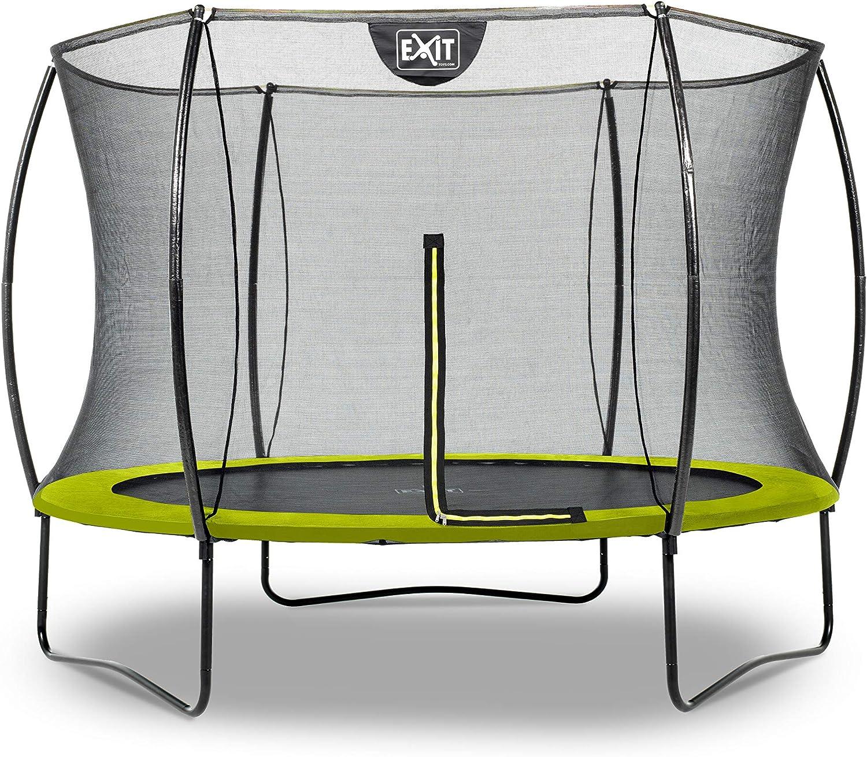 EXIT Trampoline Silhouette  244 cm  Groen
