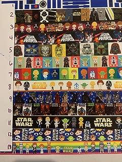 Droid Dog Collar, Star Wars Puppy Collar, Star Wars Ribbon, Star Wars Collar, Star Wars Dog Collar