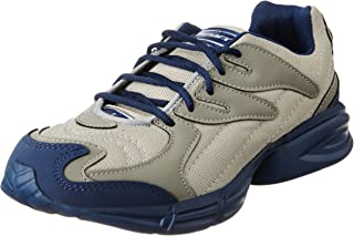 Sparx Men's Navy Blue and Light Grey Sneakers - 8 UK/India (42 EU) (SM-03)