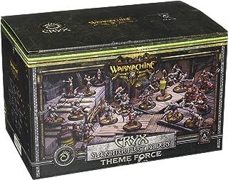 Privateer Press Cryx: Slaughter Fleet Raiders Theme Force Box (Mixed Resin/Metal) Miniature Game Figure