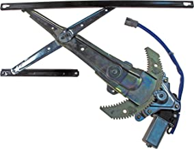 Dorman 741-950 Front Driver Side Power Window Regulator and Motor Assembly for Select Honda Models