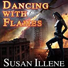 Dancing with Flames: Dragon's Breath Series, Book 2