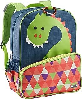 JJ Cole Toddler Backpack Dragon