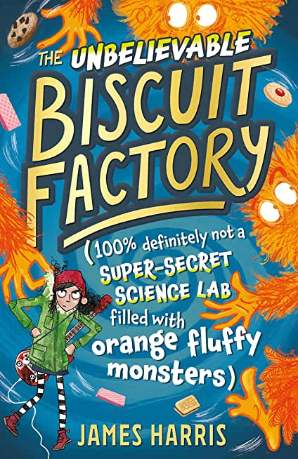 The Unbelievable Biscuit Factory (English Edition)