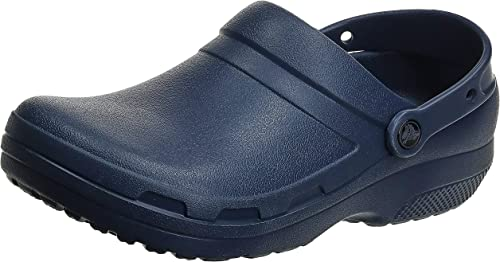 Crocs Unisex-Adult Men's and Women's Specialist Ii Clog | Work Shoes