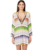 Missoni Mare - Wave Placed Print Tunic Cover-Up