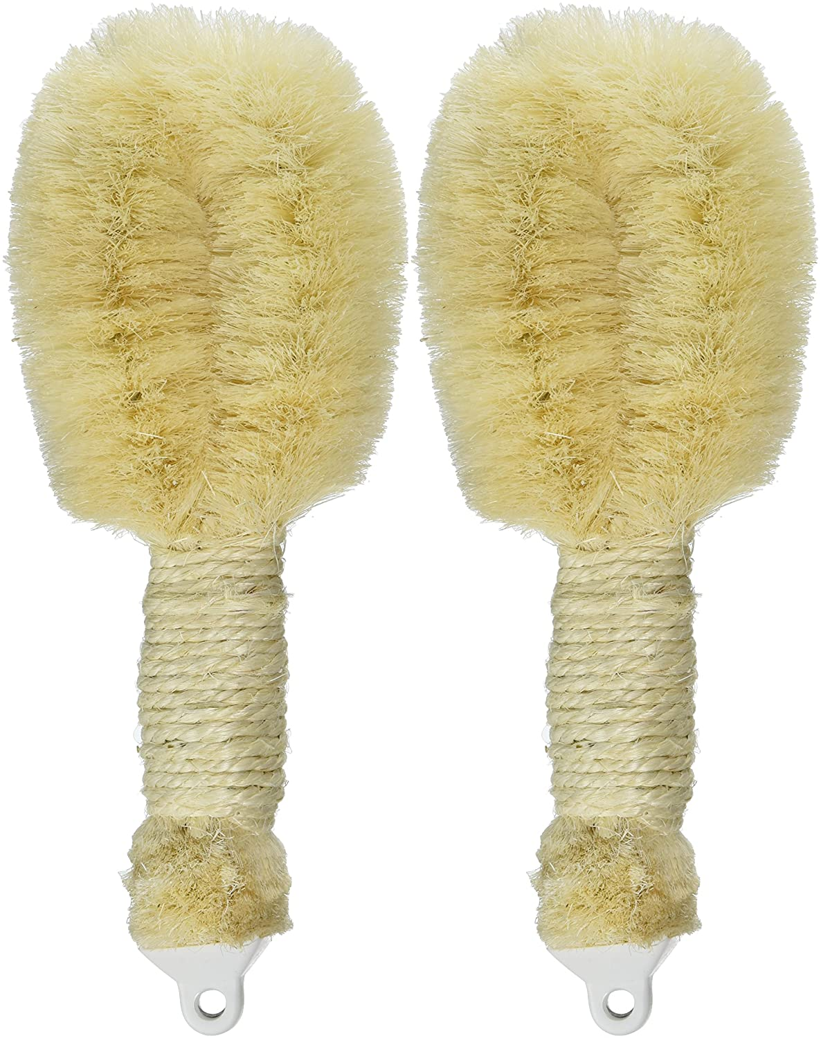 Nippon regular agency Earth Therapeutics Purest Palm Brush NEW 2 Count Body