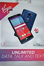 LG Tribute 2, 8 GB (Virgin Mobile)