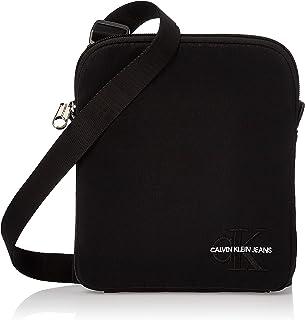 Calvin Klein Jeans Monogram Nylon Micro FP Bag, 39 cm, K50K505245