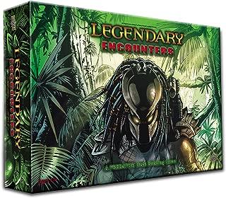 Legendary Encounters: A Predator Deck Building Game Board Game