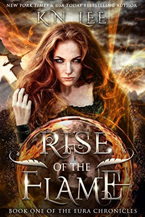 Rise of the Flame: A Norse Mythology Fairytale (The Eura Chronicles Book 1)