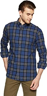 French Connection Men's Slim Fit Casual Shirt