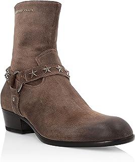Philipp Plein Masculin Boots Mid Flat John