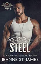Guts & Glory: Steel (In the Shadows Security Book 5) (English Edition)