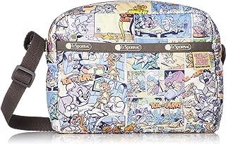 LeSportsac Tom and Jerry, Comic Daniella Crossbody Handbag, Style 2434/Color K778 (Retro comic strip)