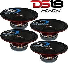 4) DS18 PRO-X10M 10