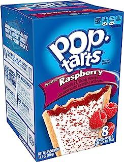 pop-tarts 树莓味 夹心馅饼 8个/盒 共12盒