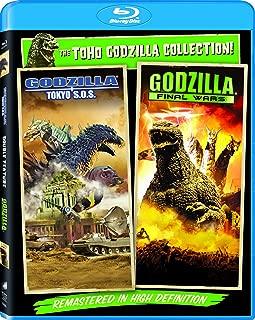 Godzilla: Final Wars / Tokyo S.O.S. Boxed Set