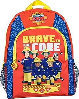 Fireman Sam Boys Sam Backpack