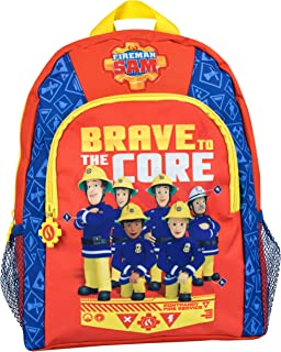 Fireman Sam Boys Sam Backpack