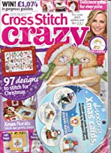 Cross Stitch Crazy magazine. Christmas Cards By Margaret Sherry. #157. 2011.