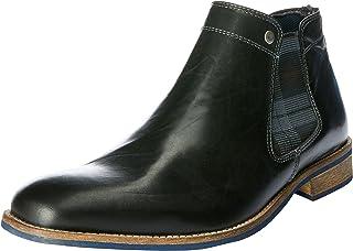Wild Rhino Men's Drake Boots, Black, 8 AU (42 EU)