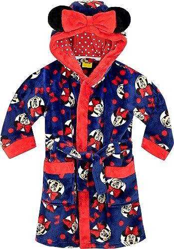 Disney - Robe de Chambre - Minnie Mouse - Fille